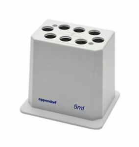 Eppendorf 5309000333 Thermoblock 8 X 5 0 Ml For Eppendorf Thermomixer R And Ther