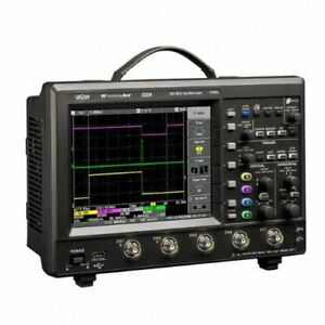 Lecroy Wavejet 300a Series 7 5 Tft lcd Portable Digital Oscilloscope 2 Channel
