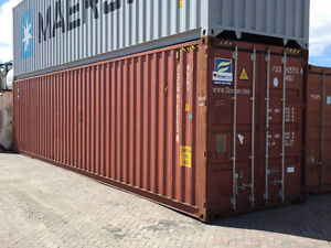 Shipping Containers 20ft 40ft Free Delivery Warranty