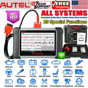 2020 Version Autel Mk808 Obd2 Scanner Auto Car Diagnostic Scan Tool Key Coding
