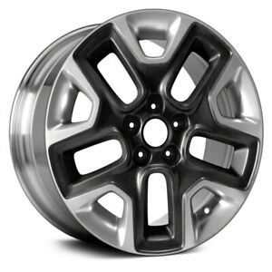 For Jeep Compass 18 17 Alloy Factory Wheelx6 5 10 Slot Polished