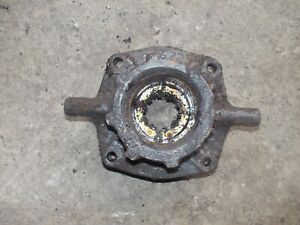 Mccormick Farmall F30 Ih Tractor Original Transmission Housing Bearing Holder Br
