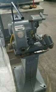 Deckel Tool Cutter Grinder With Baldor Motor Grind End Mills Drills