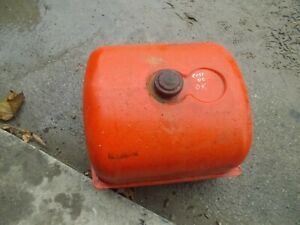 Case Dc Tractor Good Original Gas Tank With Cap