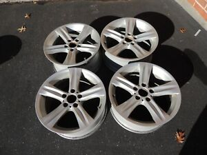 Wheels Bmw 18 Style 203 Staggered