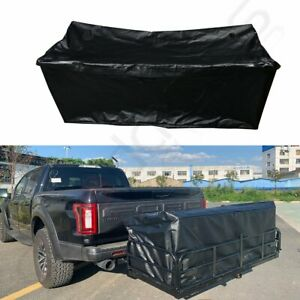 Carrier Bag Travel Luggage Cargo Bag Storage Hitch Mount Waterproof For Jeep