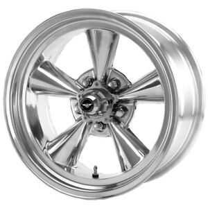 4 ar Vn109 Torq Thrust Original 17x7 5x4 5 0mm Polished Wheels Rims 17 Inch