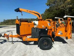2011 Altec Dc 1317 Kubota Turbo Diesel Serviced And Ready To Go 13 Capacity