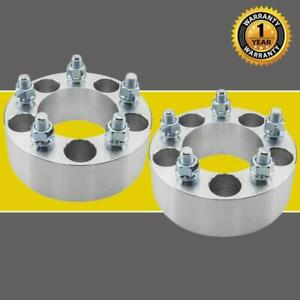2 2 Thick 5 Lug 5x4 5 Wheel Spacers Adapter For Ford Ranger Jeep Liberty