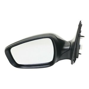 New Mirror Driver Left Side Heated Lh Hand For Elantra Gt Hy1320241 87610a5210