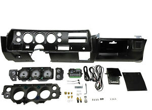 70 72 Chevelle Ss Dash Conversion Kit W Dakota Digital Vhx Gauges