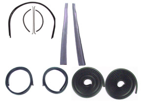 1949 1950 Chevrolet Truck Pickup Weatherstrip Seal Kit