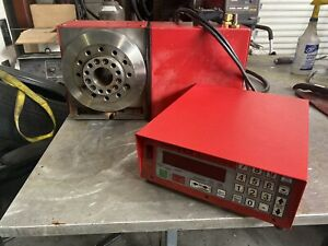 Haas Indexer W Servo Control Box 4th Axis Rotary Table