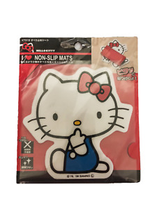 Hello Kitty Mat For Dashboard Cell Phone Holder 14x13cm