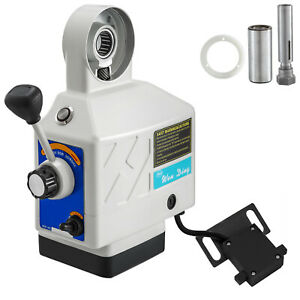 Power Feed Y axis 135lbs 200rpm Torque For Bridgeport Type Milling Machine 110v