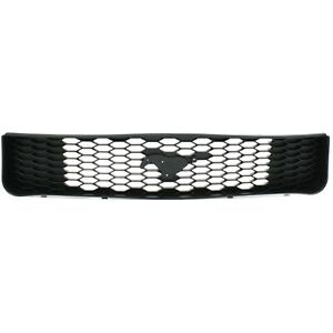 Grille For 2005 2009 Ford Mustang Black Plastic