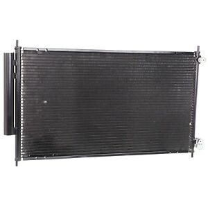 Ac Condenser For 2004 2008 Acura Tsx With Receiver Drier 80110sea013