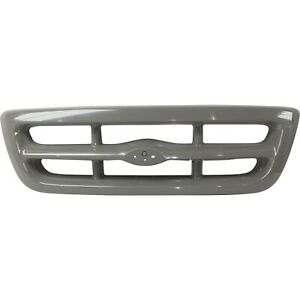 New Black Front Grille For Ford Ranger Fo1200344 F87z8200fa