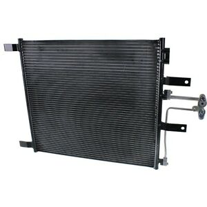 Ac Condenser For 2009 2010 Dodge Ram 1500 2500 3500 4 7l 5 7l Engine With Drier