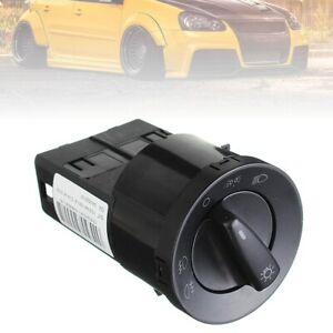 Headlight Fog Switch Control For Vw Gti Jetta Golf Mk4 Passat B5 Beetle