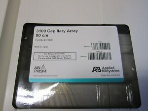 Abi Prism 3100 Capillary Arrays 80cm New