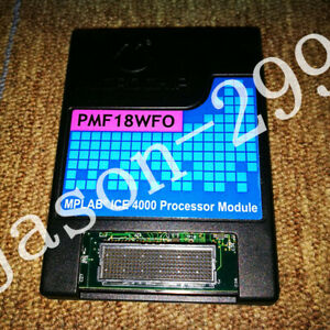 Icrochip Mplab Ice4000 Pmf18wfo 10 00341 18f0ra Fast Ship By Dhl Or Ems