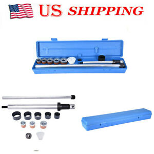 Universal Engine Camshaft Cam Bearing Installation Insert And Removal Tool Kit