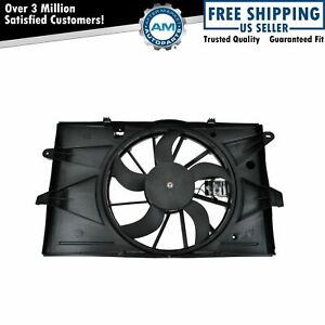 Radiator Cooling Fan For Ford Taurus Mercury Sable Lincoln Mks 3 5l 3 7l V6