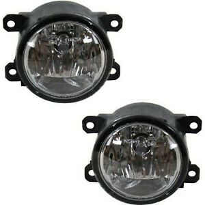 Fog Driving Light Lamp Pair Set Of 2 For Acura Rdx Tl Tsx Honda Pilot