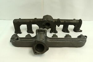 300 4 9 Ford Heavy Duty F600 F700 New Exhaust And Intake Manifold