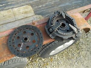 Massey Ferguson To35 Mf Tractor Gas Engine Motor Clutch Assembly Pressure Plate