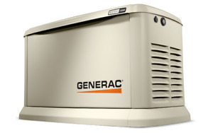 Generac 7077 20kw Air cooled Automatic Standby Generator