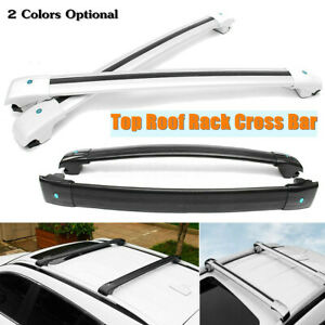 Car Top Roof Rack Cross Bar Assembly Luggage Carrier For Jeep Cherokee