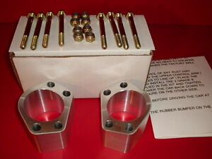 64 65 66 67 Chevelle Gto 442 A Body Ball Joint Spacers Free Shipping