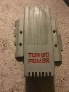 1995 Chevy Gmc Turbo Power Intake Cover 6 5l 6 5 Diesel Engine Shroud Cover