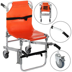 Medical Stair Stretcher Ambulance Wheel Chair Stair Chair Equipment Emergency