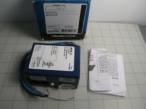 Acuity Controls N Light Npp20 Pl Sensor Switch Plug Load Contact Power Pack New
