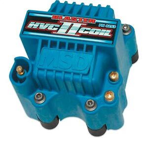 Msd Ignition 8253 Blaster Hvc 2 6 Series Ignition Coil