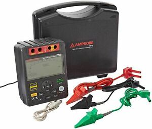 Amprobe Amb 50 Industrial High voltage Insulation Tester