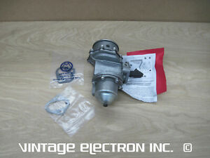 New Willys Jeep Cj3a Pick Up Station Wagon Jeepster Fuel Pump W Vacuum 4 Cyl
