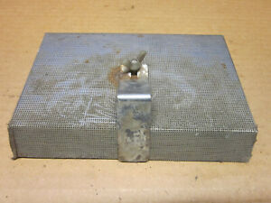 Steamin Demon Carpet Extractor Used Air Filter Box Assembly As Pictured