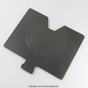 Original Leitz leica 4 100mm 5 125mm Wafer Tray plate For Microscope Stage