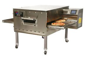 Middleby Marshall Ps640g Wow Series Gas Conveyor Pizza Oven Brand New