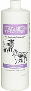 Nutri drench Goat sheep Solution