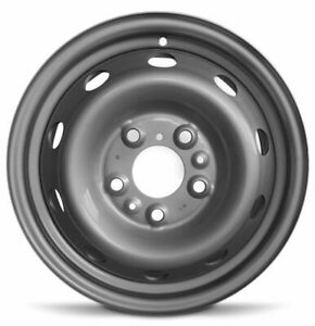 Set Of 4 Steel Wheel Rim 16 Inch 14 19 Dodge Promaster 1500 2500 Van 5 Lug 130mm