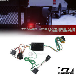 For 2007 2012 Nitro 2008 2002 Liberty Trailer Hitch Wire Harness T connector Kit