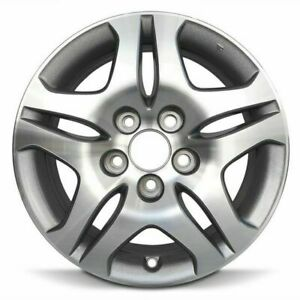 Set Of 4 Aluminum Alloy Wheel Rim 16 Inch Fits 05 10 Honda Odyssey 5 Lug 120mm