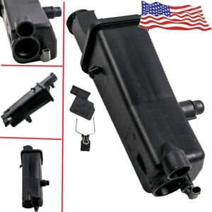 Radiator Coolant Overflow Expansion Tank Bottle Reservoir For Bmw E46 98 06 Us