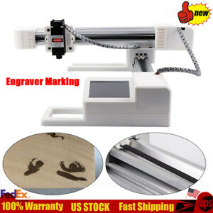 3000mw Desktop Laser Engraver Diy Wood Plastic Engraving Carving Machine 12v