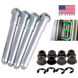 Door Hinge Pins Kit For 1988 2002 Chevrolet Chevy Gmc Fullsize Truck Suv 2 Door